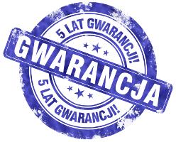 okna Veka Alphaline - gwarancja