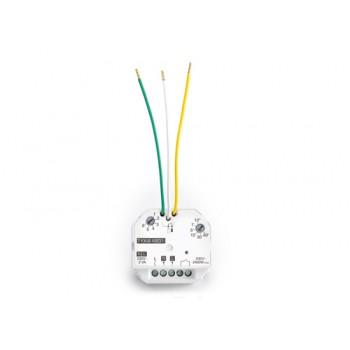 Mikroodbiornik TYXIA 4801 - sterowanie oświetleniem, pozwala na dodanie do wyłącznika przewodowego w obwodzie oświetlenia nowego punktu sterowania bezprzewodowego - sprzedaż,  montaż, serwis Faktor Bydgoszcz