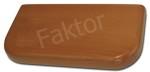 Drewno Buk - faktura materiału parapetu wewnętrznego