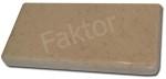 Mdf Marmurek Brąz - frez mydełko - materiał parapetu wewnętrznego